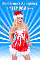 Christmas Spanking: F/F Femdom Tales